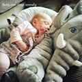 Soft Baby Elephant Pillow Children Sleeping Cushion Room Baby Bedding Pillows Decoration Toys Kids Calm Doll Car Seat Plush