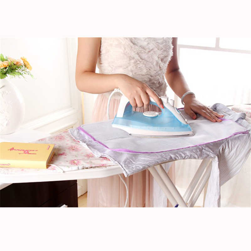 1 шт. 40*60 см гладильный коврик железная сетка защитная одежда для одежды Бытовая доска Коврик защитный пресс-сетка защита аксессуары для дома