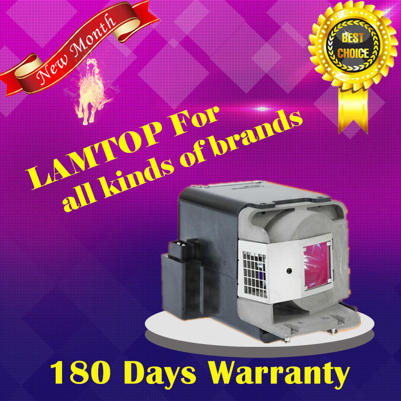 FREE SHIPPING!  LAMTOP   180 days  warranty  projector lamp with housing   RLC-050  for  PJD6211P