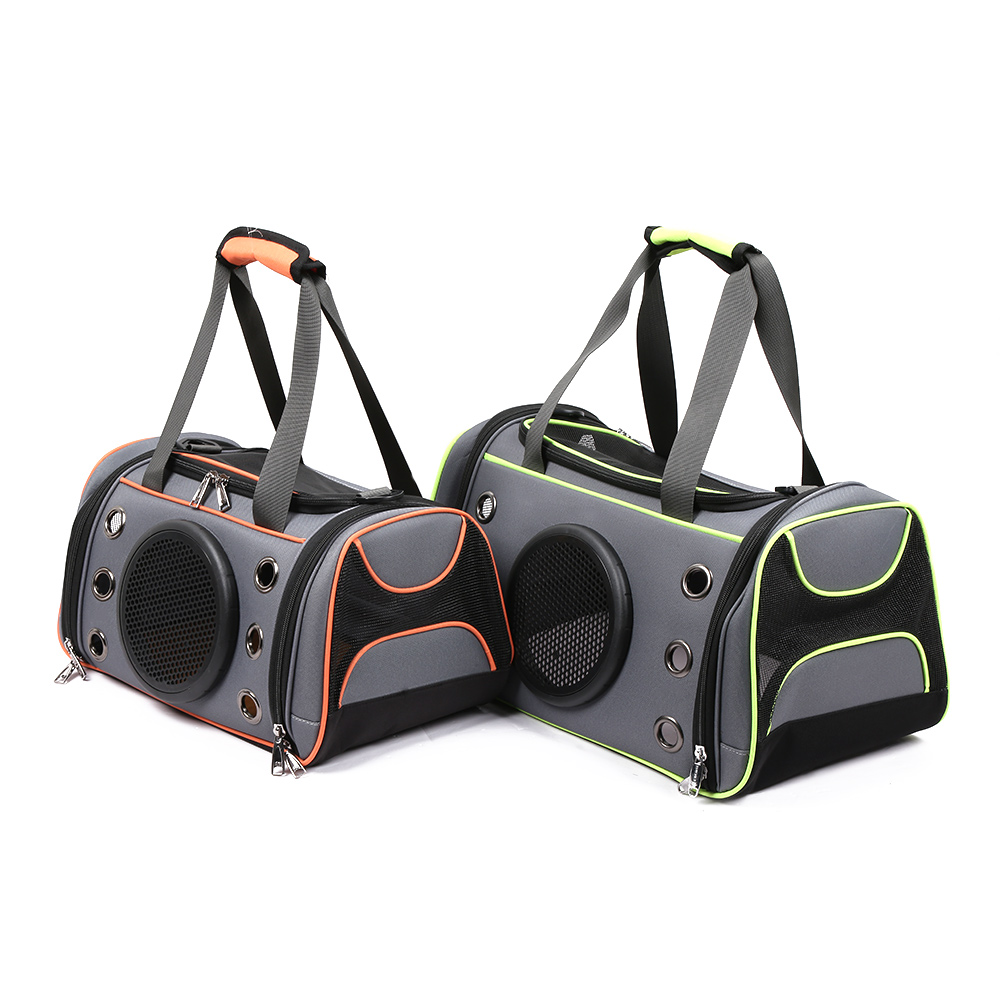 Pet Dog Carrier Bag Space Capsule Shape Breathable Handbag Puppy Outdoor Travel Shoulder Bag Soft Kennel Large Small Dogs Cats #3