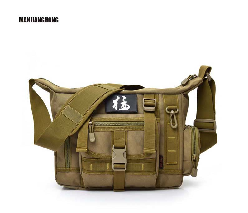 2018 new camouflage men and women Messenger bag Leisure travel bag. Solid color canvas lovers bag Shoulder Bag Free Shipping free shipping new fashion brand women s single shoulder bag lady messenger bag litchi pattern solid color 100