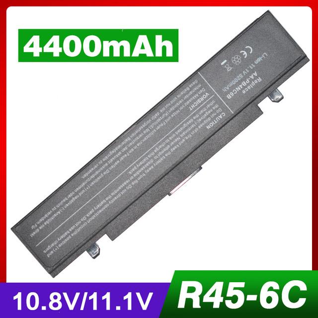 4400 mah bateria do portátil para samsung m60 np p460 p50 p60 p560 q210 q310 R39 R40 R41 R410 R45 R460 R505 R509 R510 R560 R60 R65 R70