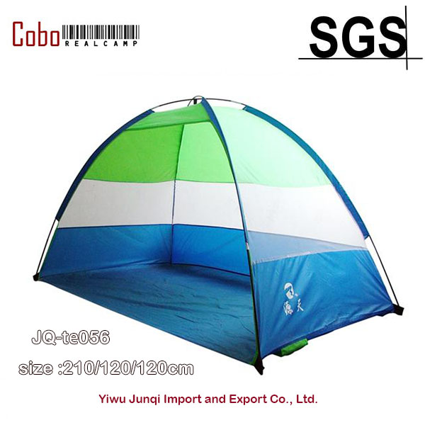 2 Person Waterproof Beach Canopy Sun Uv Shade Shelter Camping