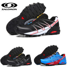 5b4ecf29a4b5 Salomon Speedcross Pro Outdoor Male Sports Shoes Speed cross 3 Trail  Running Classic Mens Running Shoes