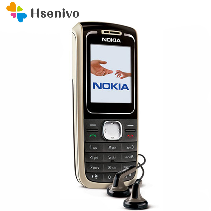 100% Original Cheap Unlocked <font><b>Nokia</b></font> <font><b>1650</b></font> 1.8 inch FM radio Mobile Phone 1020mah Battery refurbished Free shipping image