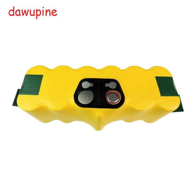 dawupine 14 4V 3000MAH NI-MH Battery For iRobot Roomba 560 530 510 562 550  570 500 581 610 780 532 770 760 Series battery 3Ah