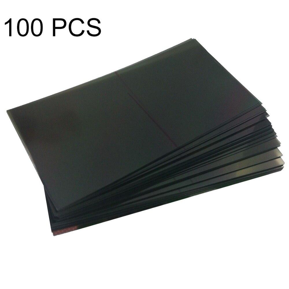 Nouveau 100 pièces LCD filtre polarisant Films pour Galaxy Note N7000/i9220 réparation, remplacement, accessoires