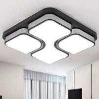 Modern Ceiling Light Lamparas De Techo Plafoniere Lampara Techo Salon Bedroom Light For Home LED Ceiling Lamp Dcor Lantern