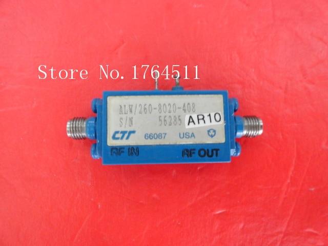 [BELLA] CTT ALW/260-8020-408 6-20 GHZ 20dB 12 V amplificateur d'alimentation SMA