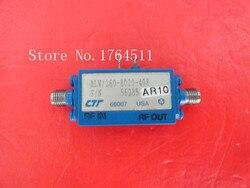 [BELLA] CTT ALW/260-8020-408 6-20GHZ 20dB 12V supply amplifier SMA