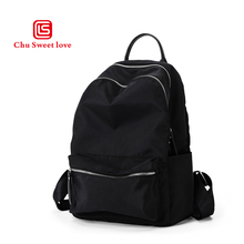 New pair of bag and woman fashion girl simple backpack 2018 European American Limited purchase Edition