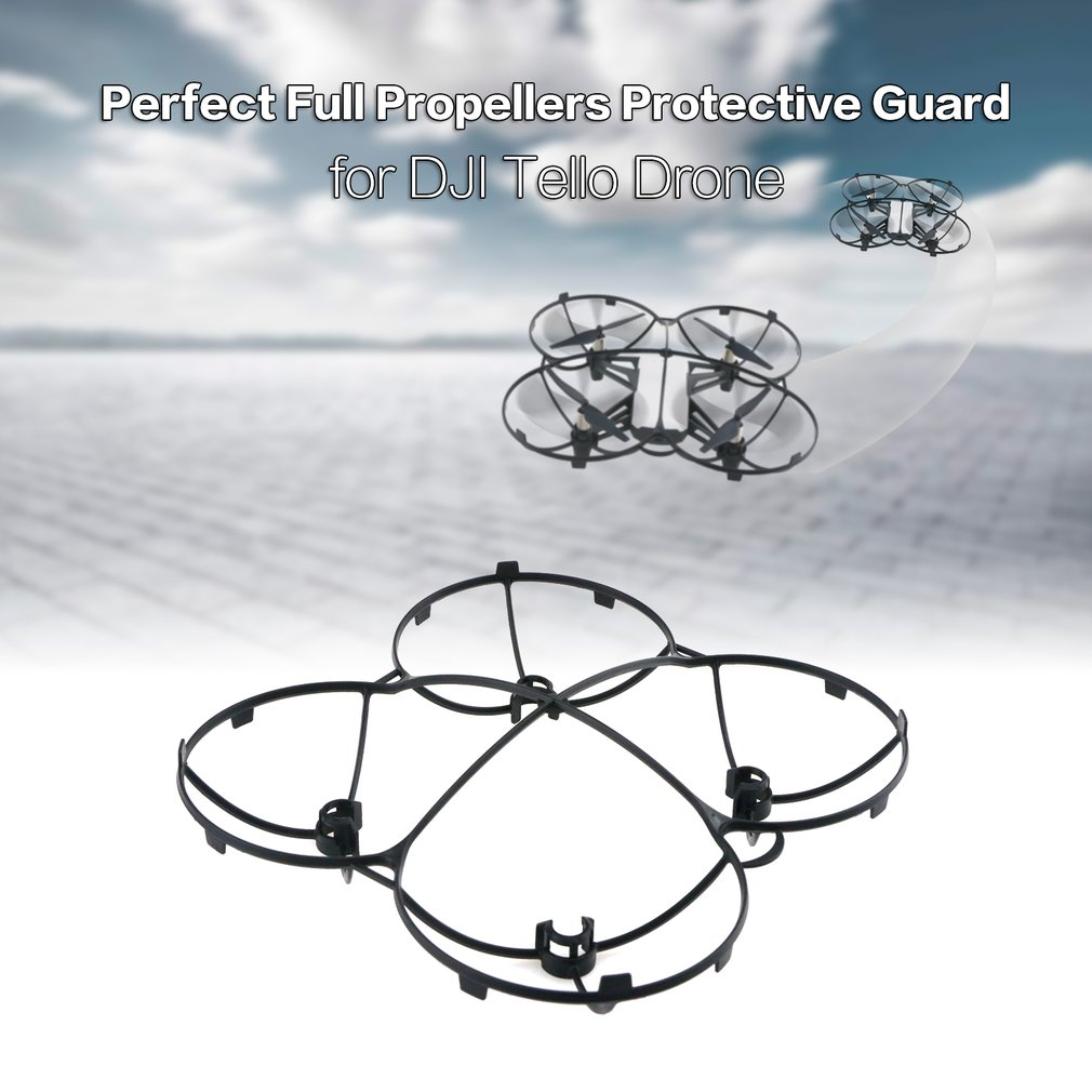 Propeller Blade Prop Protection Cover Propellers Protective Guard Ring Protector Spare Parts For DJI Tello RC Drone