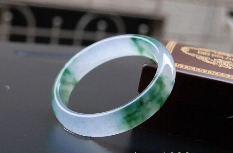 Vente chaude> @ @ fond chaud glace fleurs flottantes bracelets en pierre naturelle main poli bas-bijoux de mariée livraison gratuite