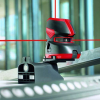 NEW LINO L2P5 SELF LEVEL CROSS LINE AND DOT/PLUMB LASER FOR SURVEYING
