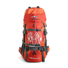Professional mountaineering backpack outdoor sports travel bag shoulder bag large capacity 60l