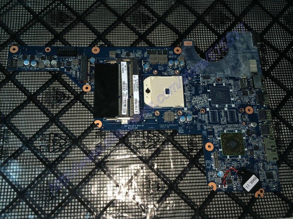 90 Days Warranty DA0R23MB6D1 REV : D Laptop Motherboard For HP Pavilion G7 G6 G4 649948-001 Mainboard, Free shipping