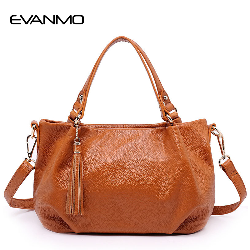 Women Bag Brand Designer Genuine Leather Handbags Women's Shoulder Cowhide Leather Messenger Bags For Women Small Bag E new brand genuine leather women bag fashion retro stitching serpentine quality women shoulder messenger cowhide tassel small bag