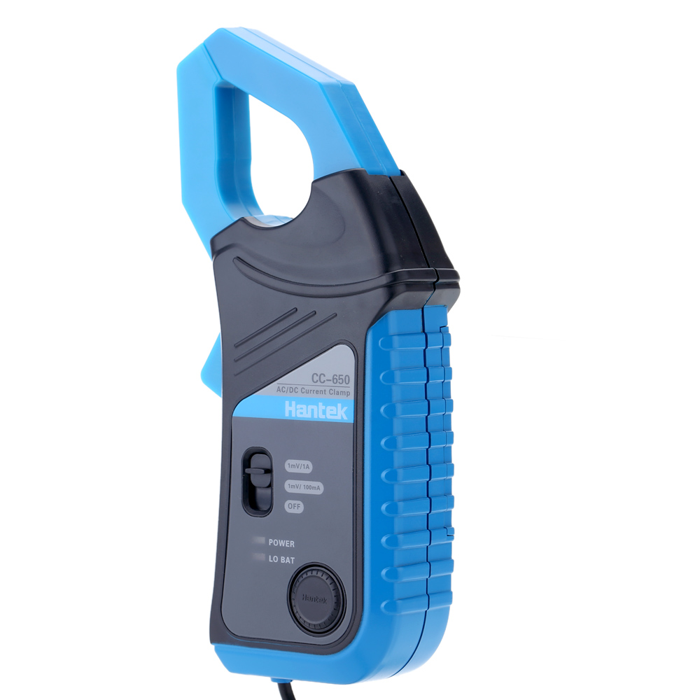 KKMOON CC650 ac dc pince de courant mètre pince de courant multimètre oscilloscope portatif avec connecteur BNC