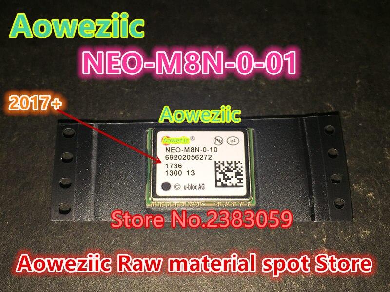 Aoweziic 100% nouveau module GPS bimode GLONASS/Beidou NEO-M8N-0-10 NEO-M8N-0-01 dorigineAoweziic 100% nouveau module GPS bimode GLONASS/Beidou NEO-M8N-0-10 NEO-M8N-0-01 dorigine