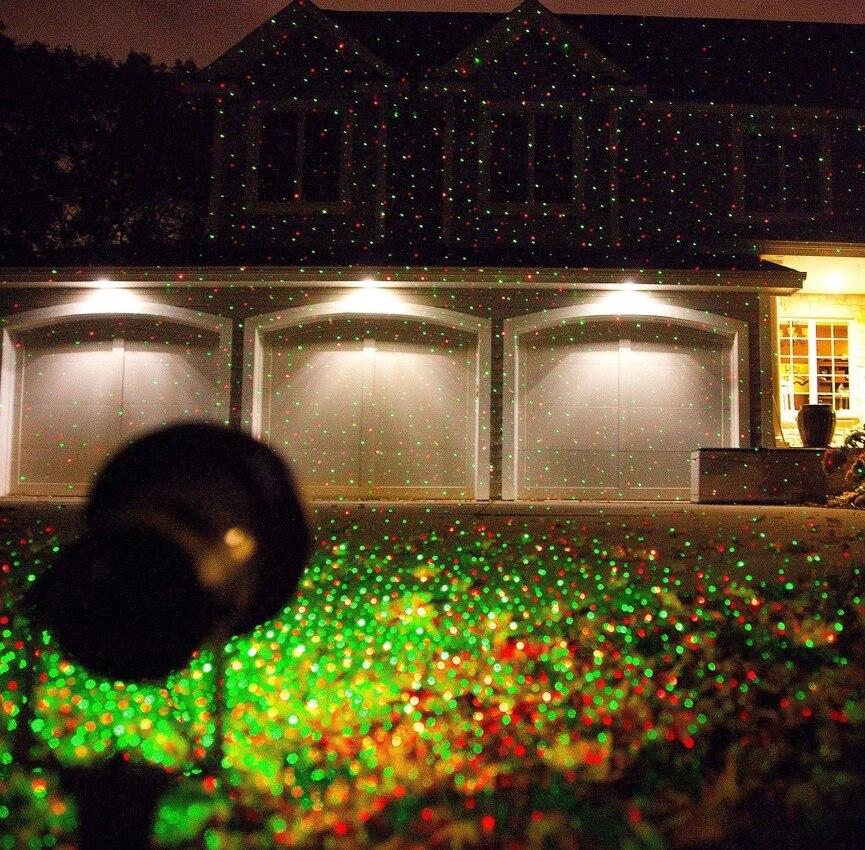 Outdoor Laser Light Christmas Decoration,outdoor Laser