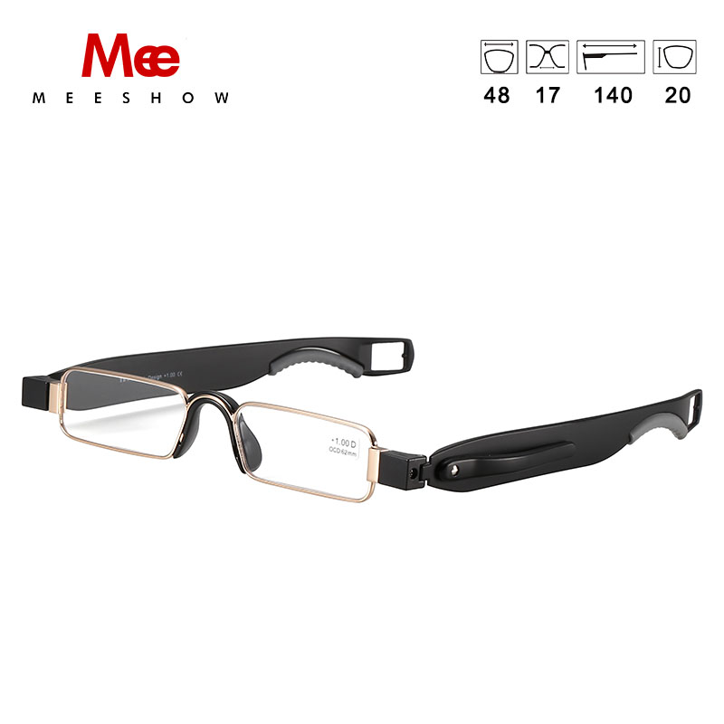 2019 folding Reading Glasses TR90 Resin Lens Men Women Stainless - Apparel Accessories - Photo 3