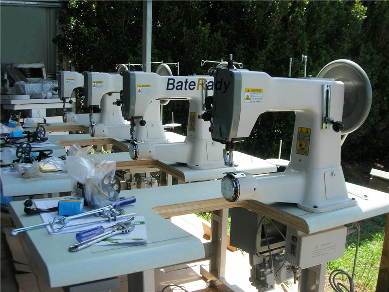 CB40 Harness Leather Heavy Leather Sewing Machine For Saddle And Amazing Harness Leather Sewing Machine