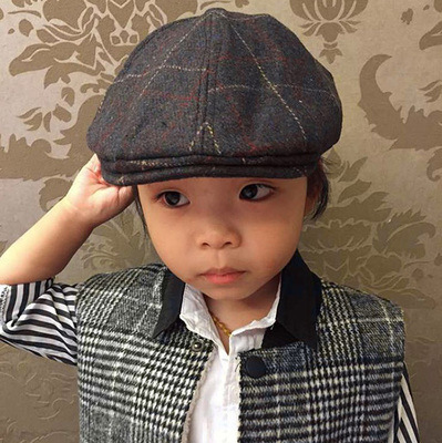 688e5094b0299 Baby boy hats striped beret newborn photography props spring new arrived  baby cap photo props 1 3 years-in Hats   Caps from Mother   Kids on  Aliexpress.com ...