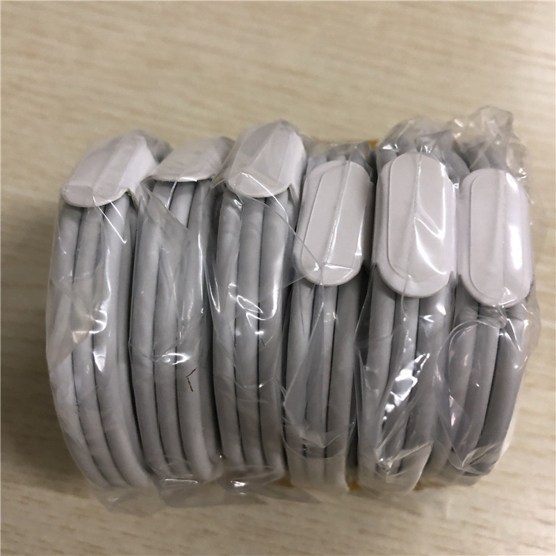 100Pcs lot Newest AAAAA quality E75 Cable Chip 1m 3ft OD 3 0mm For iPhone X