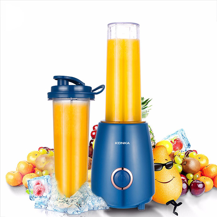 KONKA KJ-JF302 Portable Électrique Presse-agrumes Petit-Échelle Des Ménages Jus De Légumes Processeur Extractor Blender Smoothie Maker