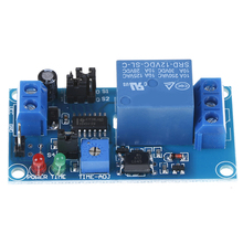 1PCS DC 12V Time Relay Module Normal Open Time Delay