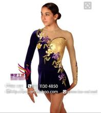 figure skating dress women ice figure skating dresses girls competition skating clothing custom free shipping
