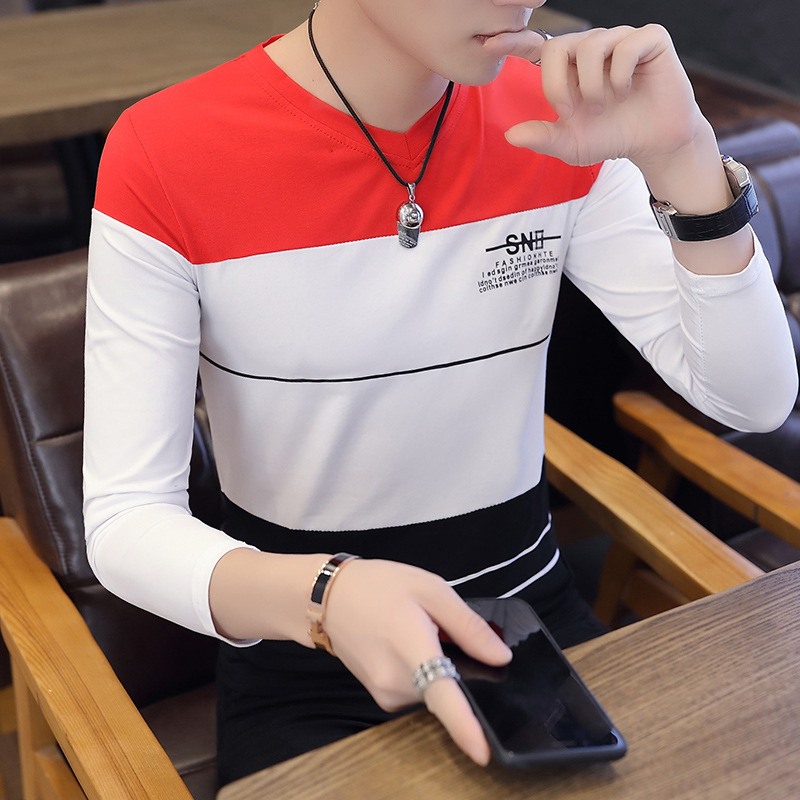 2018 Men Sweartershirt Top Long Sleeve JZ29 5