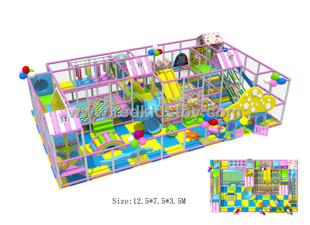 Ihram Kids For Sale Dubai: Colourful Indoor Play Facilities CE Certified Indoor Play