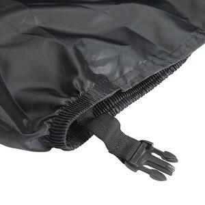 Image 5 - Czarny odkryty motocykl deszcz motocykl pokrywa L dla Honda CBR 600 1000 RR Suzuki GSXR Yamaha YZF R1 R6 Kawasaki Ninja ZX 6R