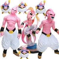 6 estilos 16-48 cm estatuilla Majin Buu de acción | PVC figuras de acción de Dragon Ball Z Super Saiyan Dragonball Z figura DBZ Esferas Del Dragón