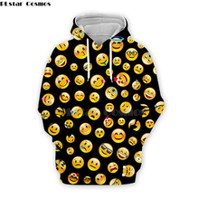 PLstar Cosmos Emoji Ahegao funny lovely Kawaii 3D Hoodies/Sweatshirt long sleeve Men Women Newest streetwear Harajuku fashion-17