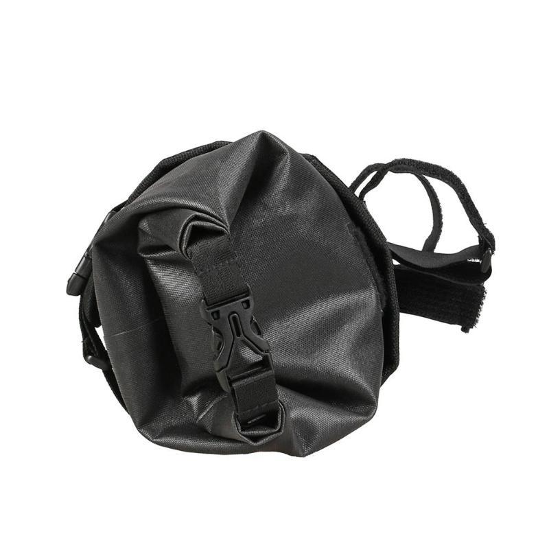 B SOUL Waterproof Bike Front Tube Bag Handlebar Basket Pack Frame Pocket Package