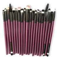 Makeup Brushes Set 20pcs/set Eye Shadow Applicator