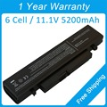 6 cell laptop battery for samsung X420 N145 NP-N220 NP-X320 NT-N210 NT-Q330 NT-X520 NP-X418 AA-PB1VC6B AA-PB1VC6W  free shipping
