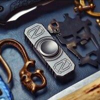 Elsadou Finger Spinner Hand Spinner Multi Function Tools All Titanium Alloy Toys Gift EDC Hand Spinner