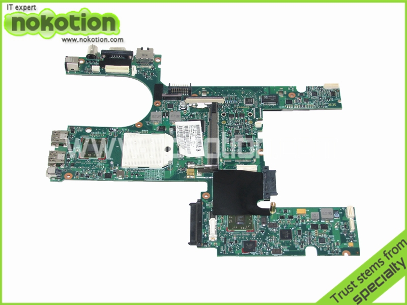 Laptop Motherboard for HP Compaq 6735b Mother boards 488194-001 Mainboard Full Tested Free Shipping laptop motherboard for hp probook 6450b 6550b 613293 001 mainboard hm57 gma hd ddr3 mother boards full tested