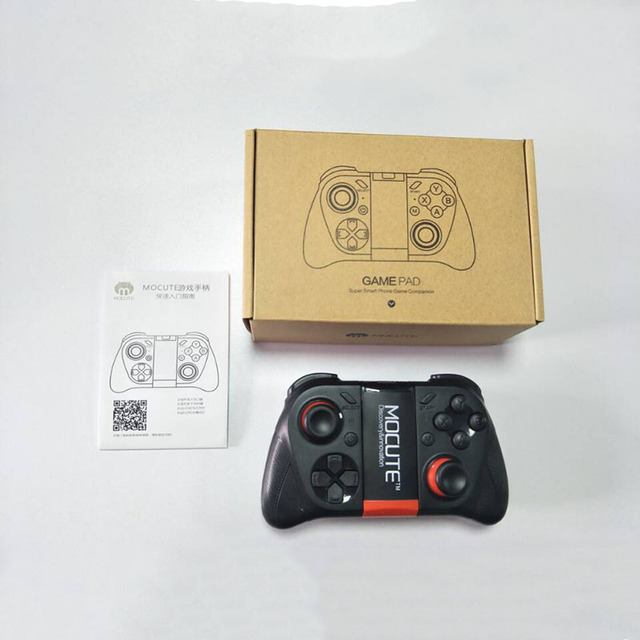 Bluetooth Gamepad Wireless VR MOCUTE Controller 050 Mobile Joystick Smartphone Tablet PC Phone Smart TV