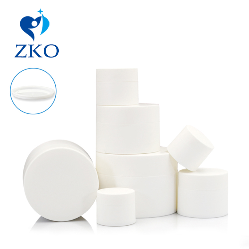 3g/5g/10g/15g High Quality White Face Cream,hand Cream Jar Empty Cosmetic Containers