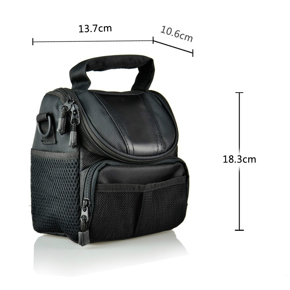 SLR DSLR Camera Bag Photo Case for Canon 750D 1100D 1200D 700D 600D 550D 100D 60D 70D T3i T4i T5 T5i SX510 SX520 SX60 SX50