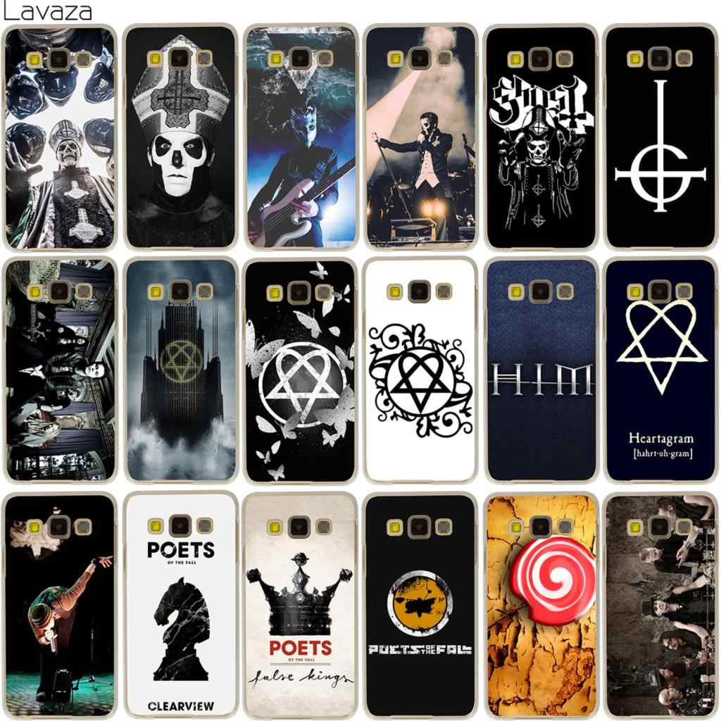 Lavaza Ghost HIM Case for Samsung Galaxy A5 A3 2017 2016 A8 Plus 2018 Note 8 9
