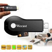 HOT! Wecast rk2928 Miracast HDMI Dongle Tv stick WiFi Display Receiver ezcast Google Chromecast Media Streamer no app needed