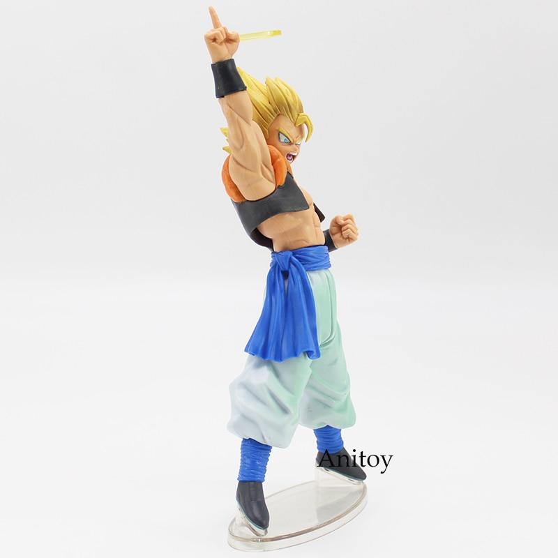 Dragon Ball Z Gogeta Super Saiyan Com figuración Gogeta vol.1 figura ...
