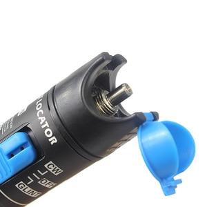 Image 4 - Free shipping 5km Visual Fault Locator 1mW Fiber Optic Pen Fusion Laser Fibra Optica Cable Tester