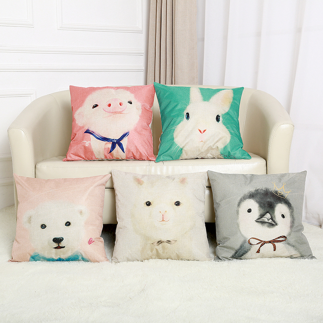 Cute Cheap Decorative Pillows