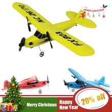 RC Plane RTF 2CH HL803 EPP Material RC Airplane Model RC Glider Drones